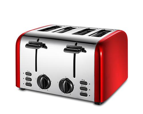 4-slice pop up toaster