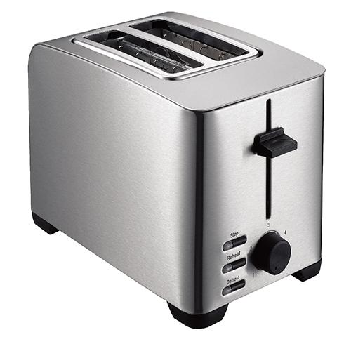 2-slice pop up toaster