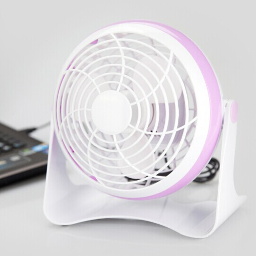 6 Inch USB Socket Promotional Portable Mini Table Fan
