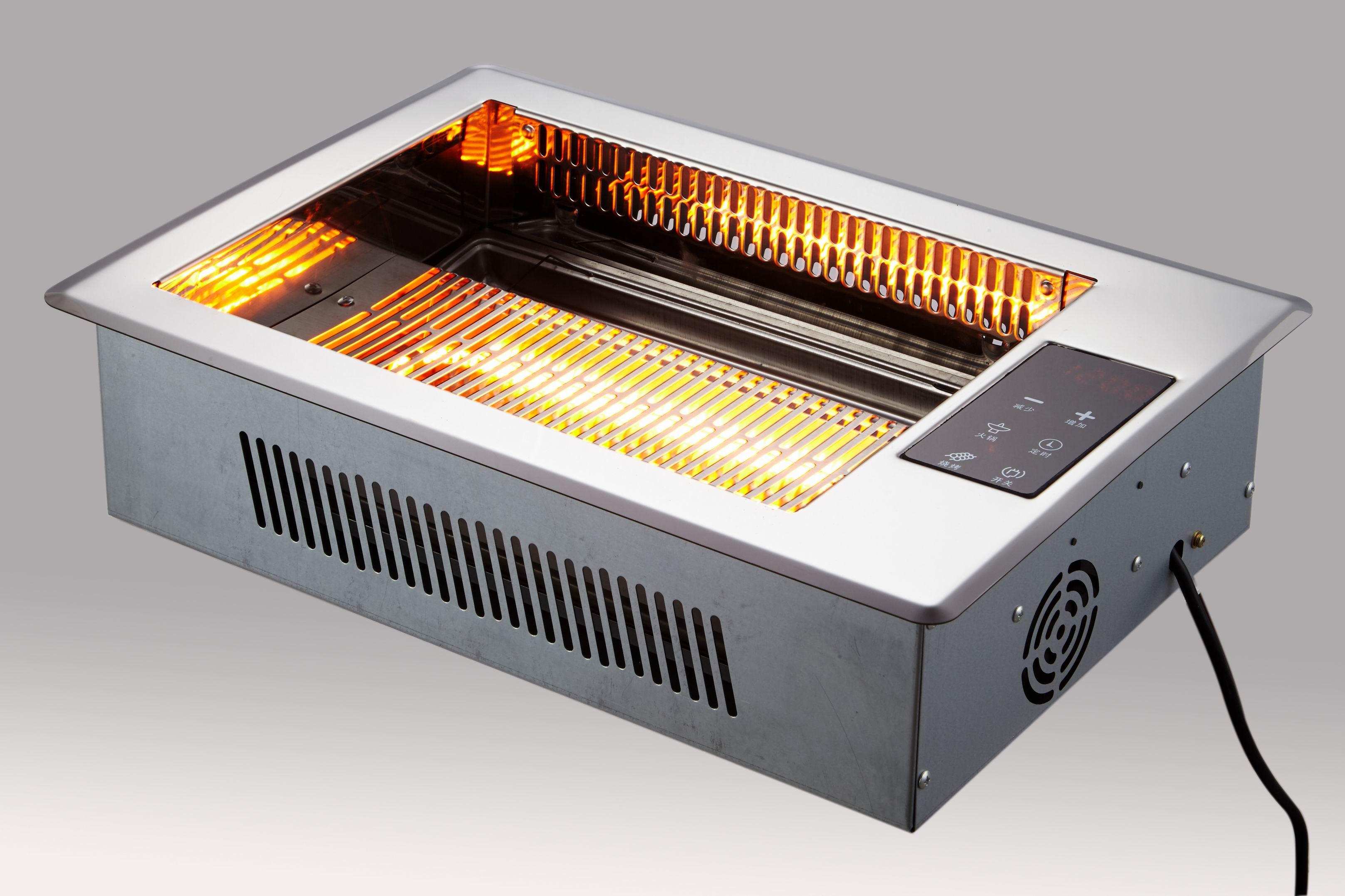 Newest BBQ Grill HB1200(A)