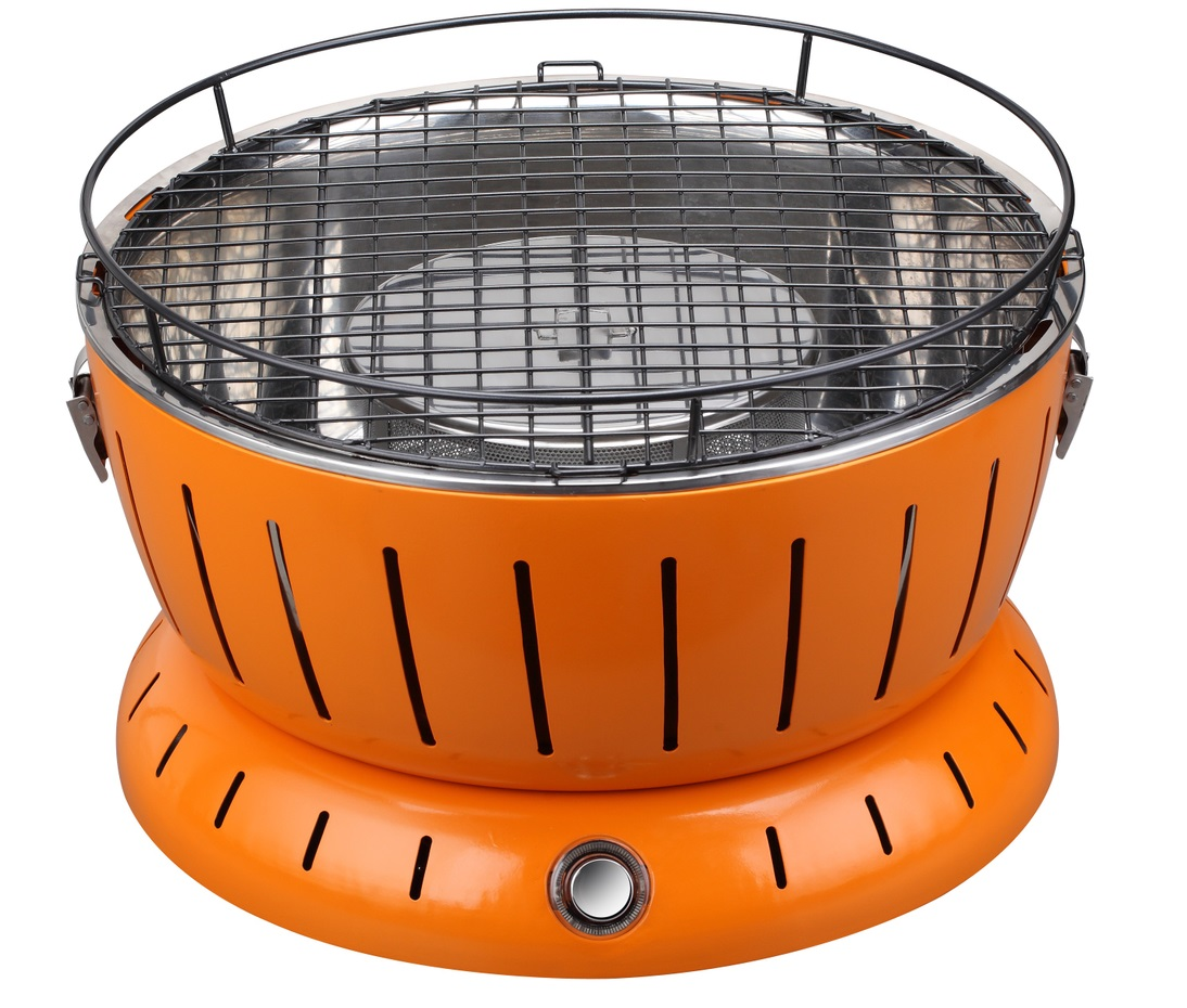 Charcoal grill,Smokeless BBQ Grill