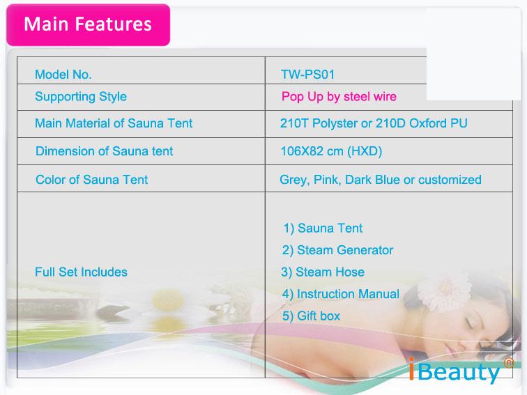 Saudi Arabia Wholesale Sales Steam Sauna - chinese best