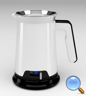 feature list of Milk Frother