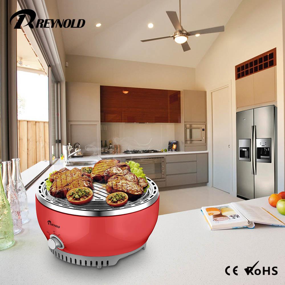 Smokeless BBQ Grill