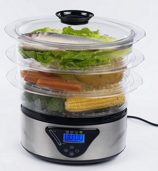 Electronic Steam Cooker